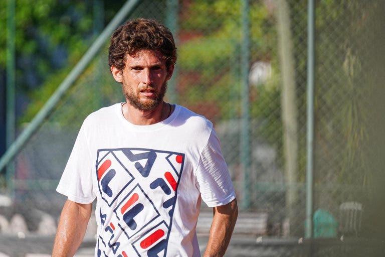 OFICIAL: Pedro Sousa desiste do duelo com João Domingues no Rio Open