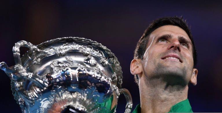 QUIZ BOLA AMARELA: quem é que sabe tudo sobre Novak Djokovic?