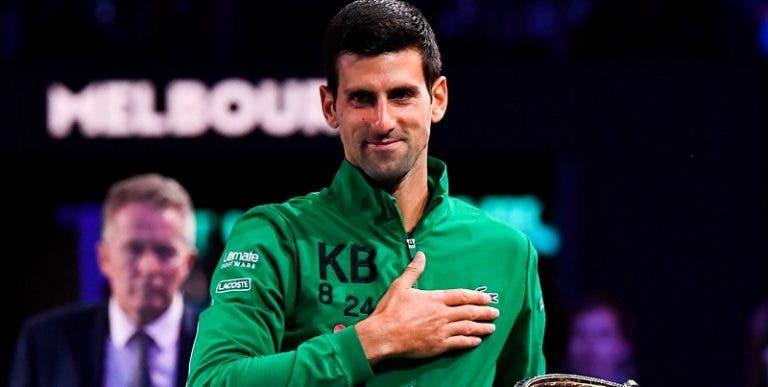 Com o ranking congelado, Djokovic já não pode bater recorde de Federer em 2020