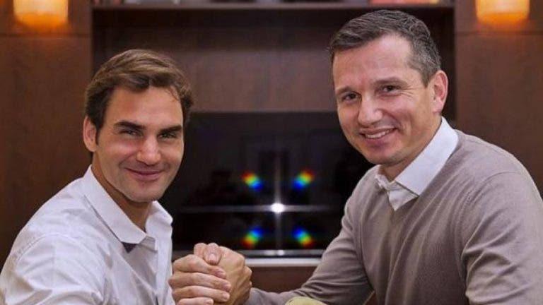 Diretor do ATP 500 Roterdão: «Trazer o Federer, Nadal e Djokovic não é uma prioridade»