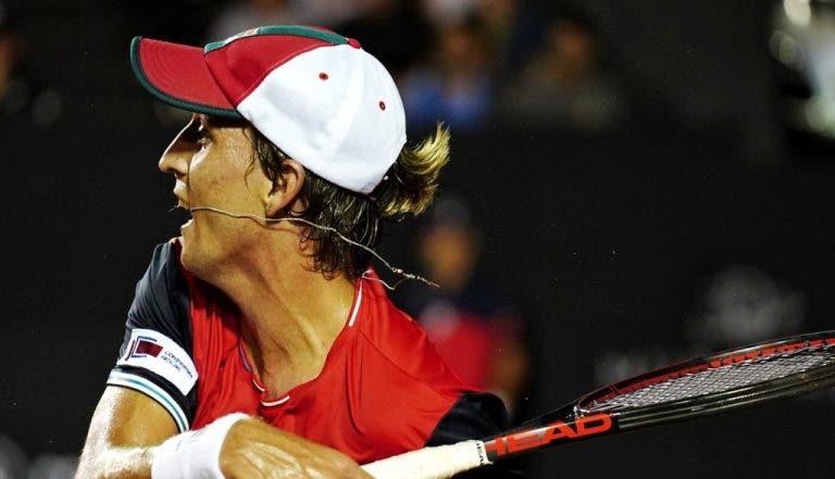Felipe Meligeni depois de colocar Thiem em sentido: «Sou um verdadeiro tenista!»