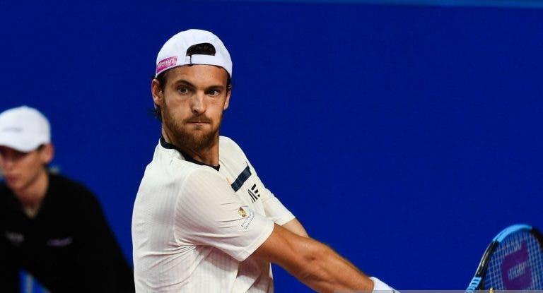 Torneio de Ferrero (com João Sousa) é adiado por um mês