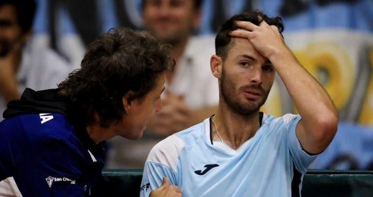 Taça Davis: Argentina e Bélgica não vão às Finals de Madrid; Bryans despedem-se em beleza