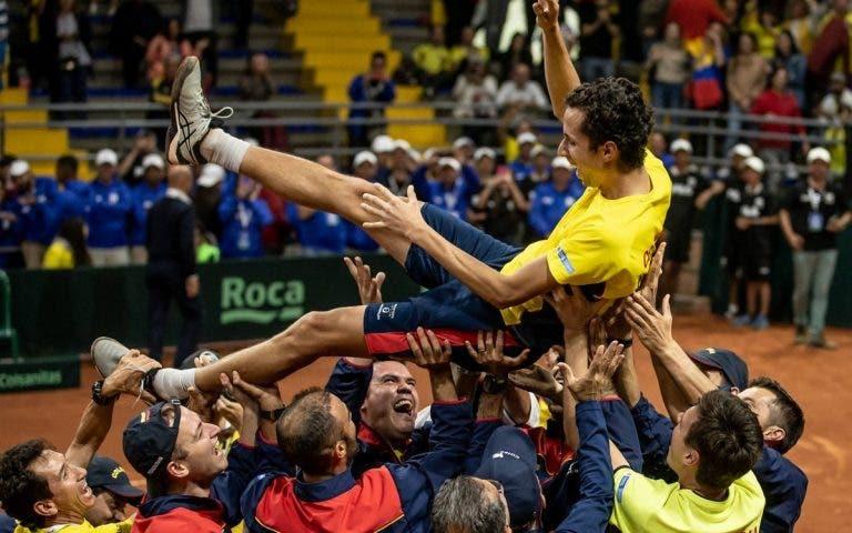 Davis Cup Finals 2020: eis as 18 seleções apuradas para Madrid