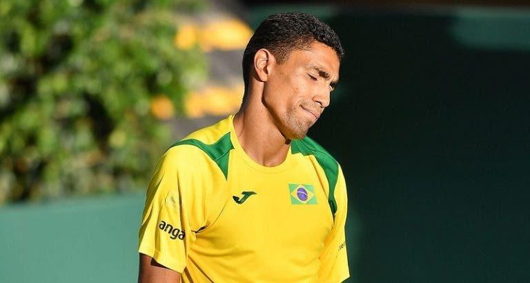 Austrália derrota Brasil por 3-1 após batalha épica e canarinhos não vão às Davis Cup Finals