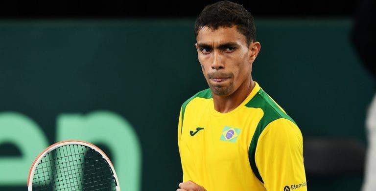 Davis: Portugal e Brasil não podem defrontar-se e têm os mesmos possíveis rivais