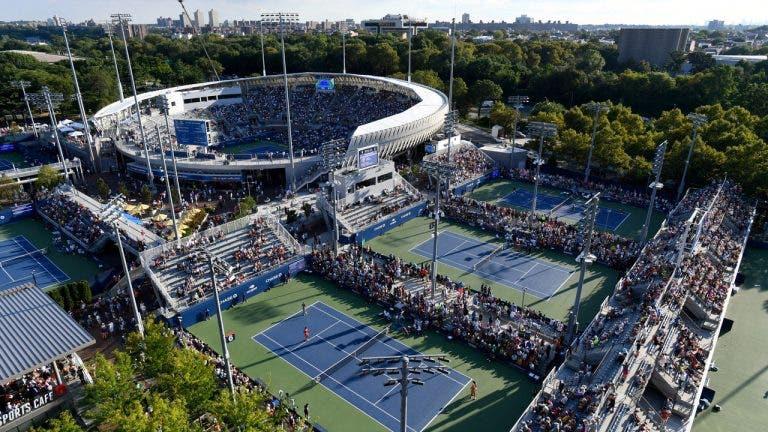 Nova Iorque pode receber Masters de Cincinnati antes do US Open para evitar viagens