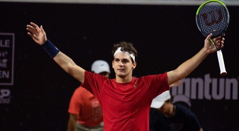 Thiago Wild histórico: 13.º brasileiro na final de um ATP, mas… o mais jovem de sempre