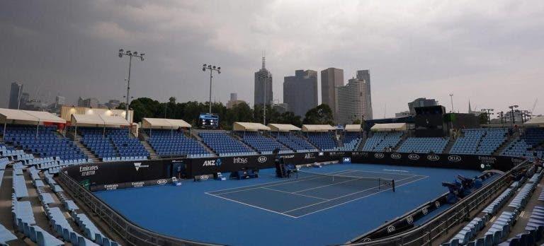 Australian Open já tem um plano para jogar o torneio de 2021 sem público