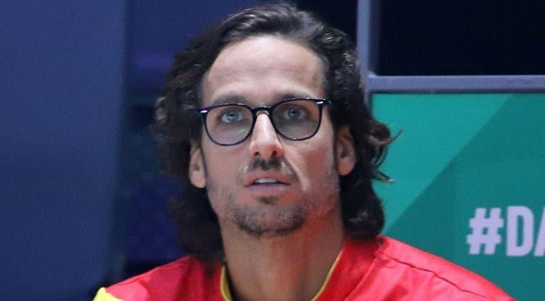 Feliciano López: «Até que haja uma vacina o ténis terá vida difícil»