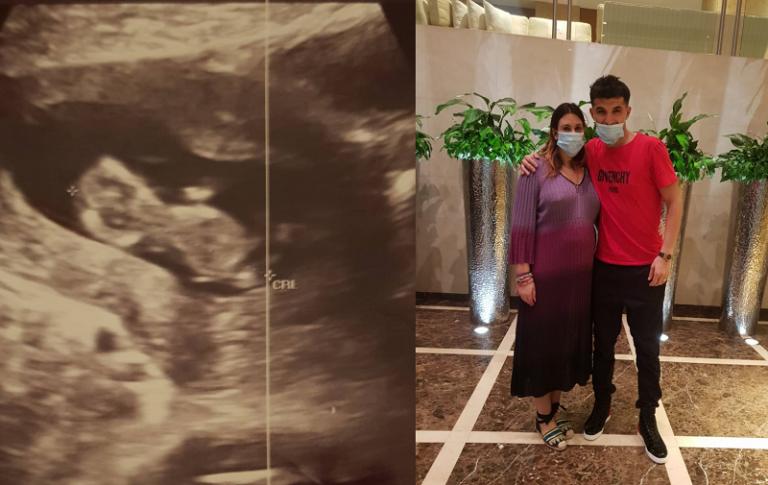 Marion Bartoli está grávida pela primeira vez