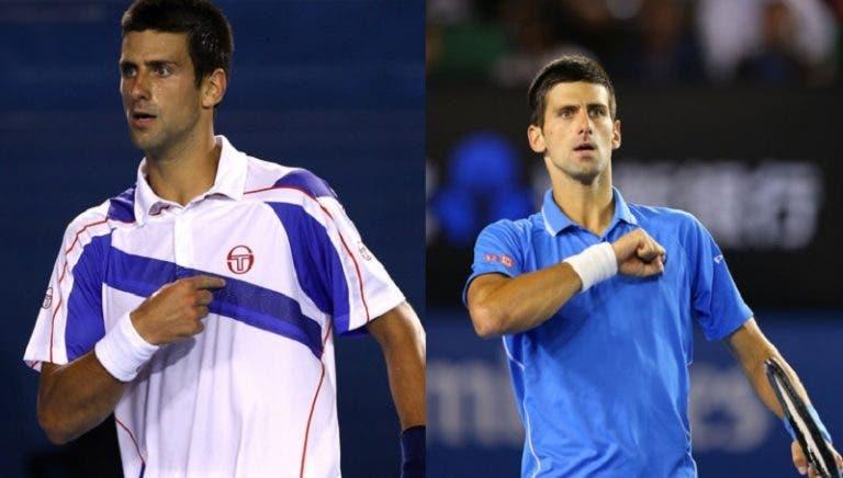 [VÍDEO] Qual o melhor Novak Djokovic: 2011 ou 2015?