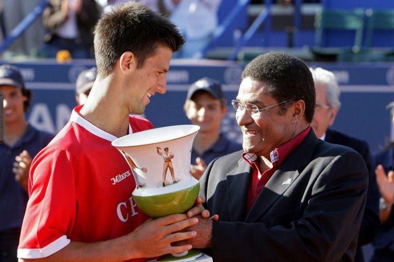 Novak Djokovic, um dos melhores de todos os tempos, celebra 33 anos