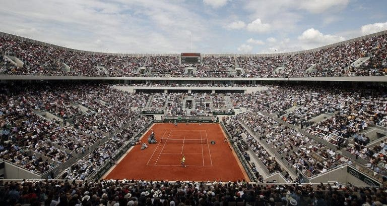 Presidente da Federação Francesa assegura que Roland Garros vai acontecer: «Evitámos o pior»
