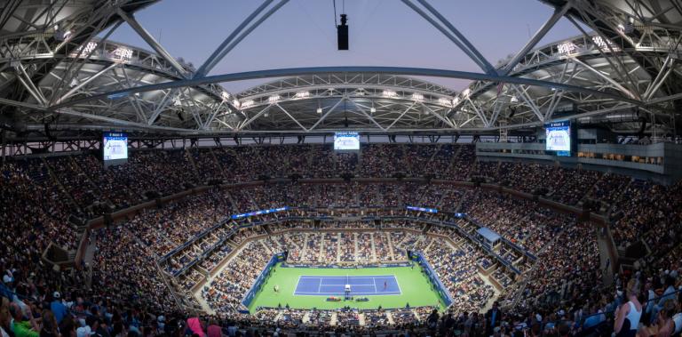 US Open tem plano para 2020: porta fechada, voos charter, alojamento centralizado e muitos testes
