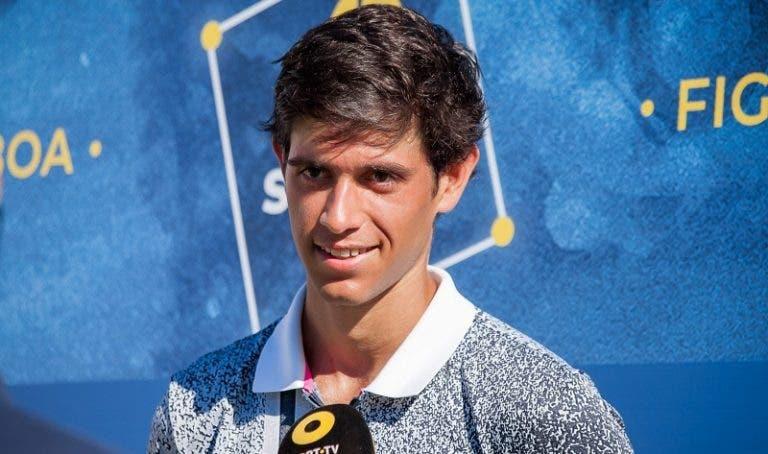 Nuno Borges: «Vitória de sonho? Central de Wimbledon contra o Roger»