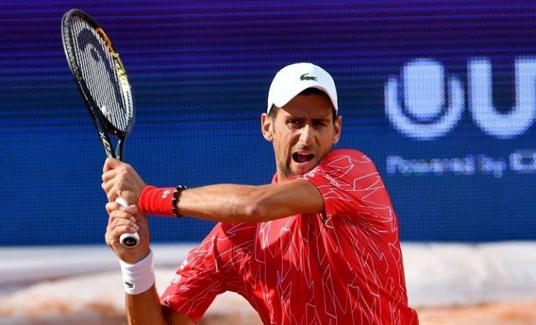 T. Nadal: «Não quero ser advogado do diabo, mas Djokovic só fez o que permitiram»