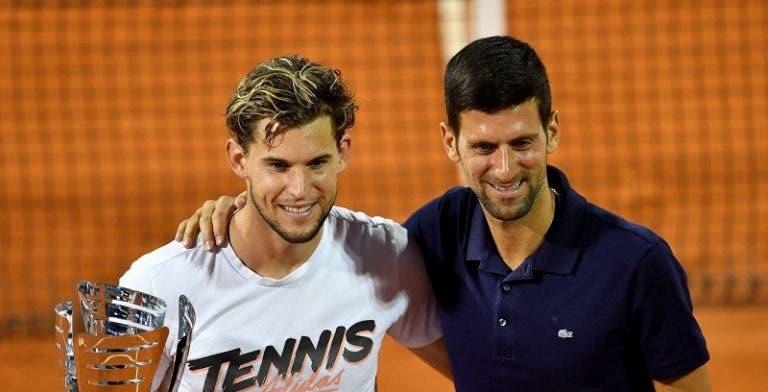Tenistas respiram: Roma não exige quarentena a quem vem do US Open
