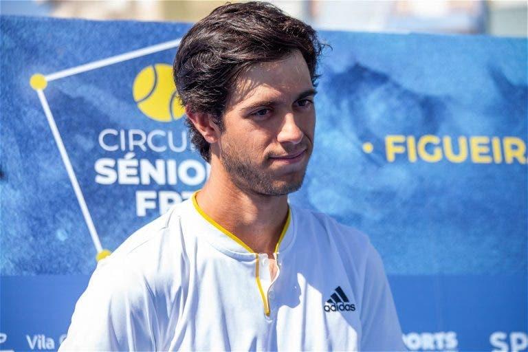 Nuno Borges: «Resultado é enganador, joguei melhor nos momentos importantes»