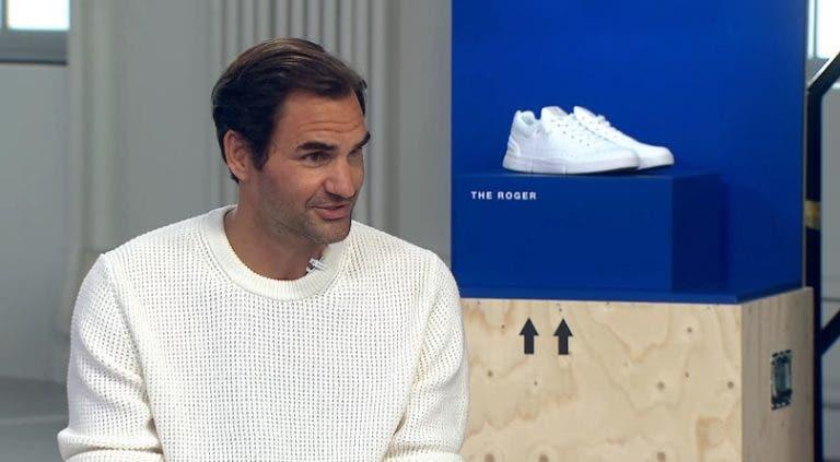 Federer garante: «Estarei completamente recuperado para 2021»