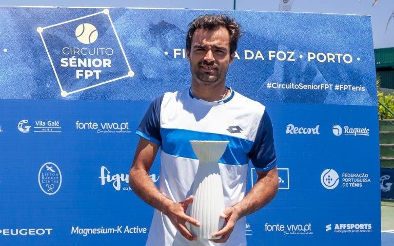 Frederico Silva bate João Sousa e é CAMPEÃO em Lisboa