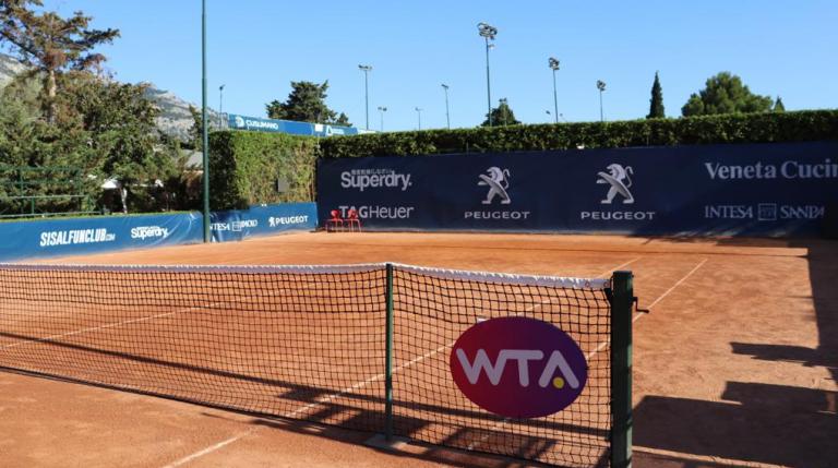 Tenista acusa positivo em Palermo, mas torneio continua