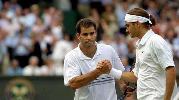 Federer recorda vitória sobre Sampras em Wimbledon: «Era o meu ídolo»