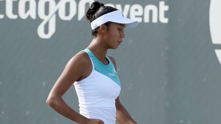 Stephens segue em crise e volta a perder com Leylah Fernandez, de 17 anos