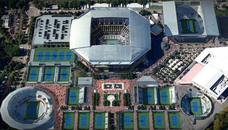 US Open obriga jogadores a assinar termo de responsabilidade polémico