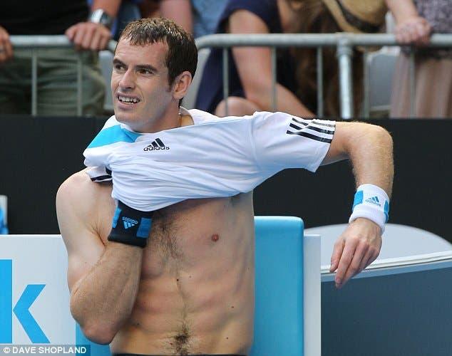 Manchester United dita o fim do patrocínio da Adidas a Andy Murray