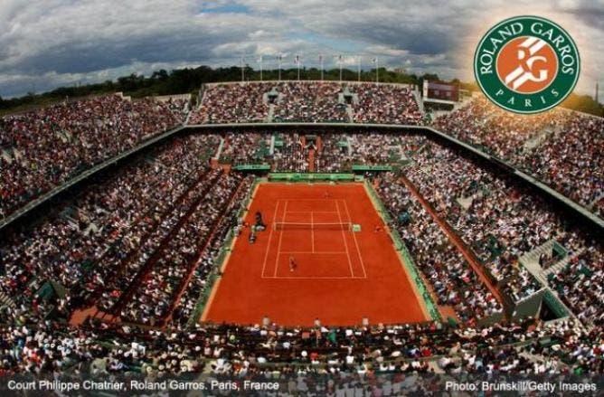 Roland Garros mais rentável este ano