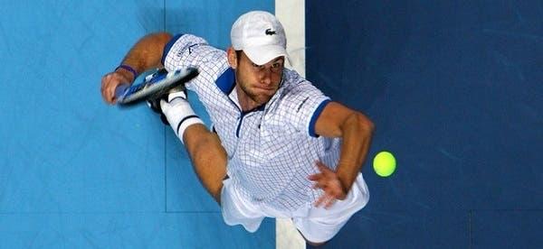 Andy Roddick vai voltar a jogar… e está cheio de medo