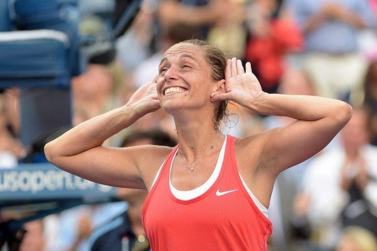 Vitória de Vinci sobre Serena leva Twitter à LOUCURA