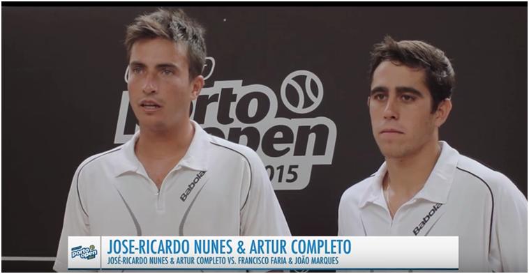 VÍDEO: Ricardo Nunes e Artur Completo – de parceiros a rivais