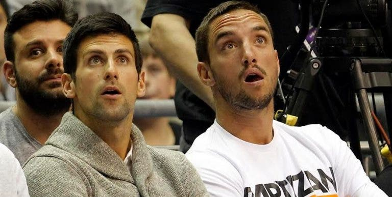 Troicki: «Djokovic ganha tanto que se tornou chato»