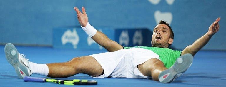 Troicki, que quer ir às ATP Finals em 2016, salva MP e defende título em Sydney