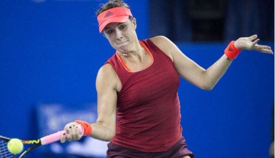 Adidas perde outra das suas top 15 WTA