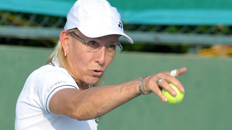 Navratilova arrasa Margaret Court após declarações polémicas sobre transsexuais: «Ela dá-me muita pena»