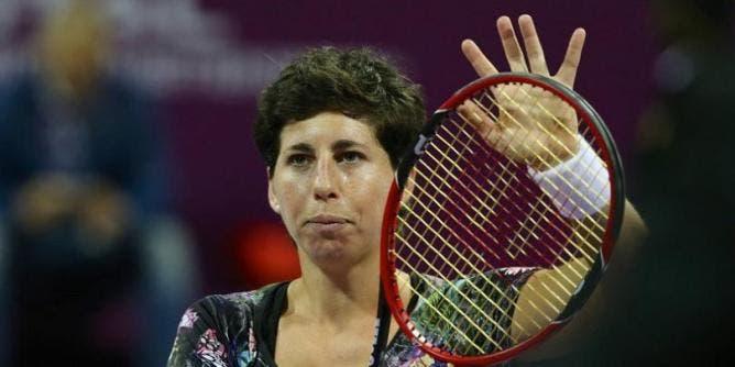 Carla Suárez Navarro vai retirar-se em 2020
