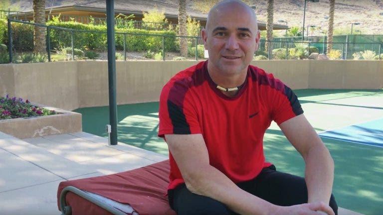 Agassi faz 50 anos: a história por trás da lenda que não gostava de ténis