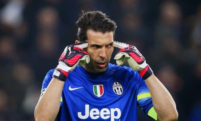 Gianluigi Buffon: Guarda-redes da Juventus é fã de ténis e de Roger Federer