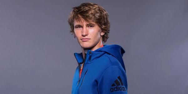 Alexander Zverev deixa Nike e junta-se à Adidas