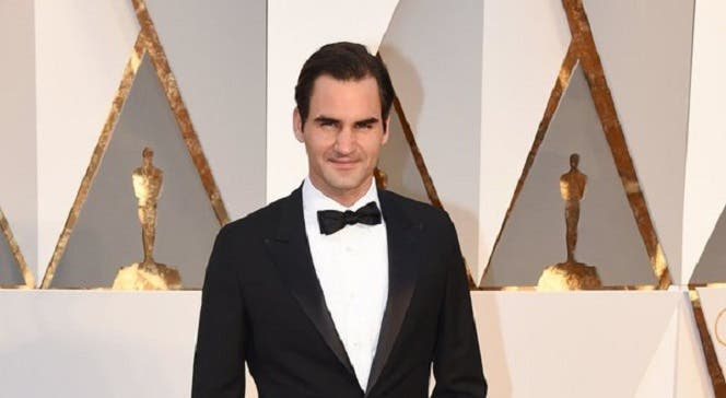 [Fotogaleria] Classe. Federer arrasou nos Óscares