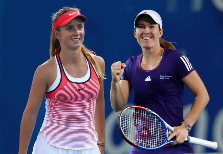 Justine Henin vai integrar equipa técnica de Svitolina