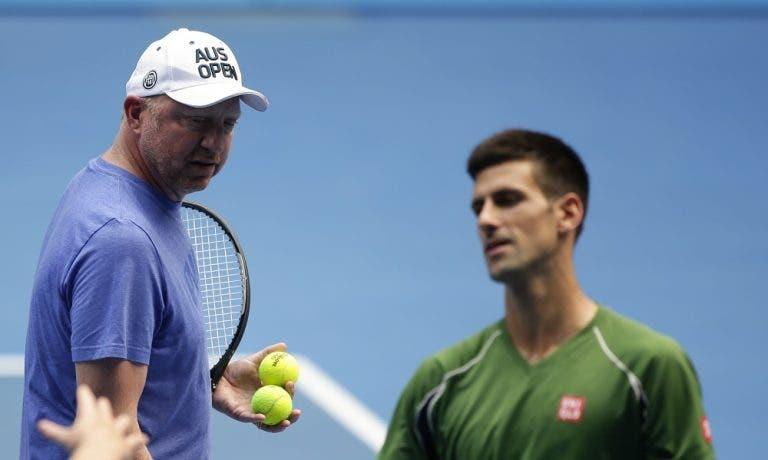 Becker dá a fórmula do sucesso a Djokovic: «Nadal já se mostrou vulnerável este ano»