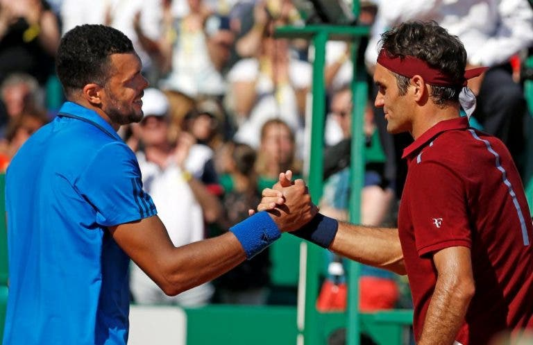 Tsonga: «Depois de ganhar a Federer até urinei sangue!»