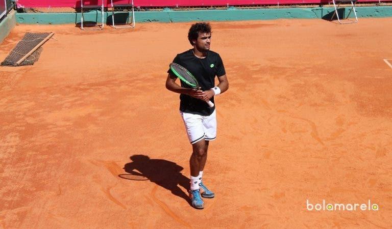 Challenger Praga: Frederico Silva vs. Jozef Kovalik, em DIRETO
