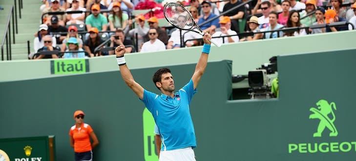 Djokovic: nunca ninguém ganhou tanto dinheiro como ele num court de ténis