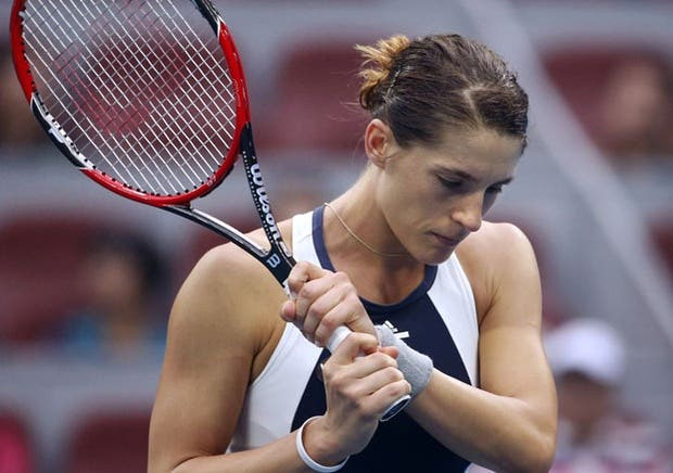 Andrea Petkovic: «Sinto-me inútil»