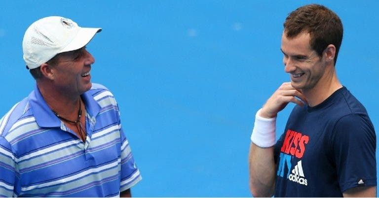 Andy Murray volta a ter Ivan Lendl como treinador